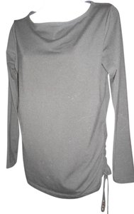 A.B. LAMBDIN Long Sleeve Material Tunic