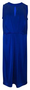 St. John Cobalt Sheath New Dress