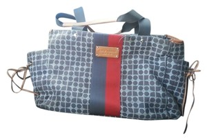 Kate Spade Noel Jacquard Brown Diaper Bag