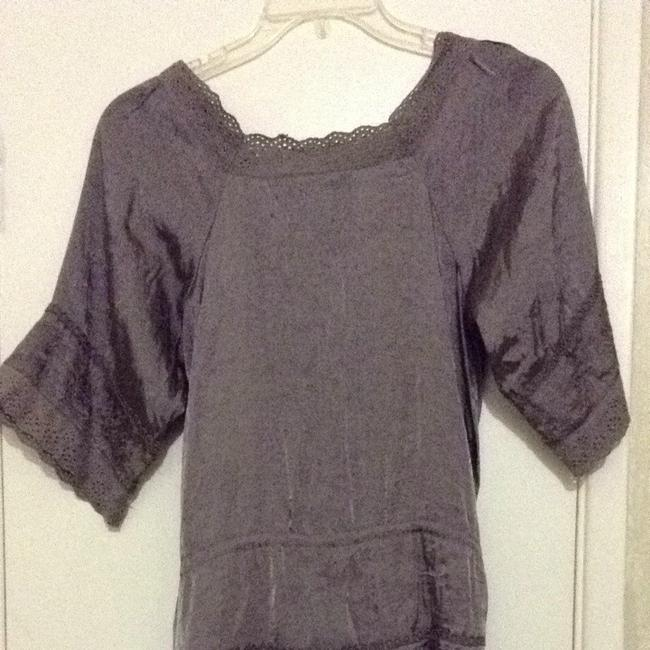 Moon Collection Top Gray