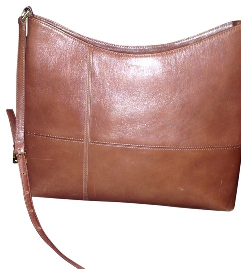 Preload https://item4.tradesy.com/images/etienne-aigner-leather-xbody-brown-shoulder-bag-778238-0-0.jpg?width=440&height=440