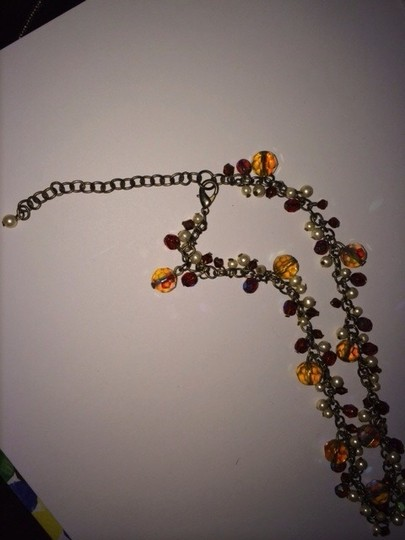 Unknown Multi-Color Beaded Necklace