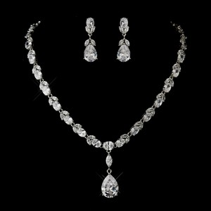 Beautiful High Quality Cz Set