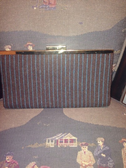 Other GRAY/TURQUOISE Clutch