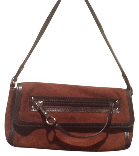 Preload https://img-static.tradesy.com/item/778295/ann-taylor-purse-brown-satchel-0-0-540-540.jpg