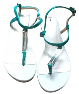 Calvin Klein Green Sandals