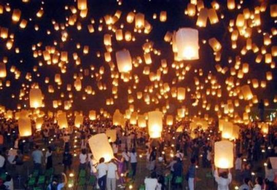 White 50 Pcs Of Sky Kongming Flying Paper Lanterns For Floral Party Decoration Supplies