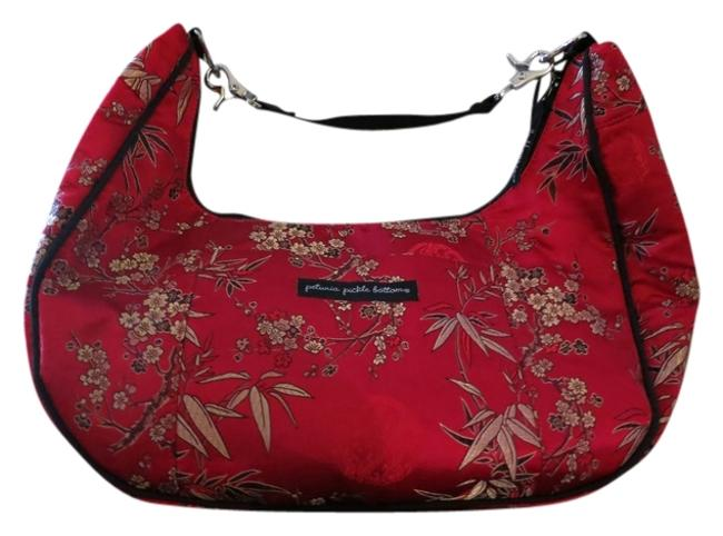 Item - Touring Tote Sunset Dragon Roll Red Sunsetdragonroll Diaper Bag