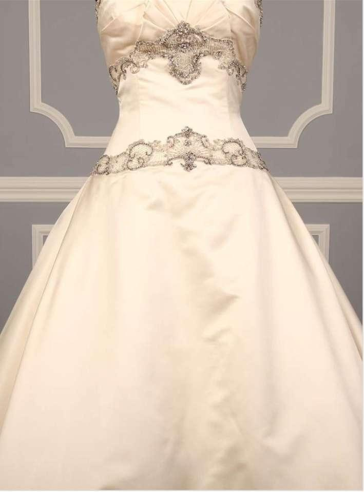 Collection majesty wedding dress on tradesy for Best way to sell used wedding dress