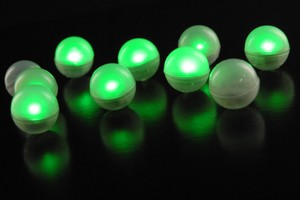 120x Green Fairy Mini Led Lights Centerpieces Floating Decor Waterproof