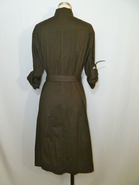 Antonio Melani short dress Brown on Tradesy