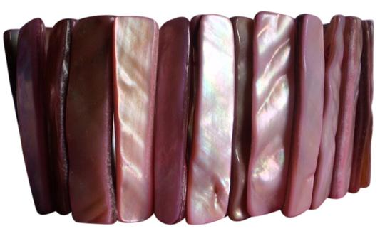 Other New Stretch, Mother-of-Pearl Shell
