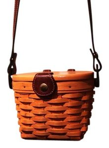 Longaberger Cross Body Bag