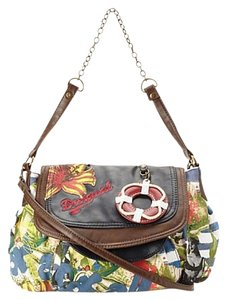 Desidual Tote in Multi fabric amatista