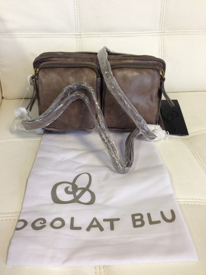 Chocolate Blu Cross Body Bag