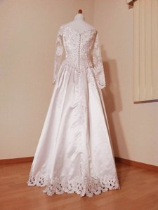 Me2234lody Wedding Dress