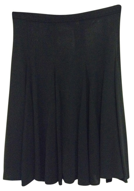 Toupy Skirt Black