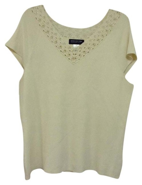 Jones New York Top Cream