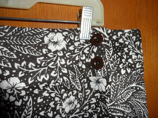 Ann Taylor Lined Pretty Skirt floral