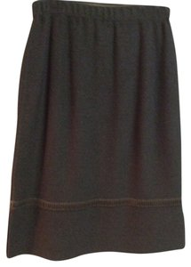 St. John Skirt Chocolate Brown