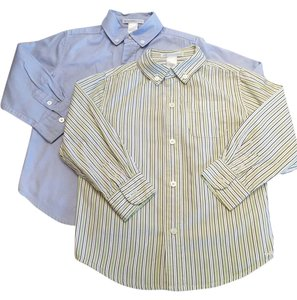 Other 2 Boys Dress Shirts by Janie & Jack (Size 3 / Age 2.5 - 4.5 ) [ TommiesCloset ]