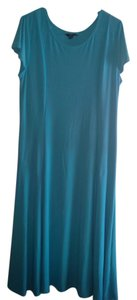 Sky Blue Maxi Dress by Lennie by Nina Leonard