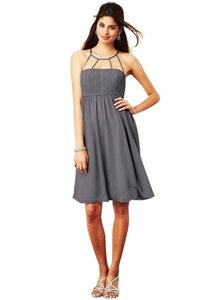 Alfred Angelo Charcoal Alfred Angelo 7270s Dress
