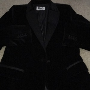 Dolce&Gabbana Button Down Shirt Blac