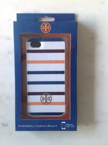 Tory Burch Tory Burch IPhone 5/5s Case Colored Stripes