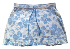 Express Mini Skirt Teal