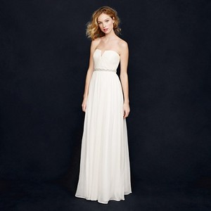 J.Crew Nadia Gown Wedding Dress