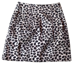 Marc by Marc Jacobs Mini Skirt Animal print