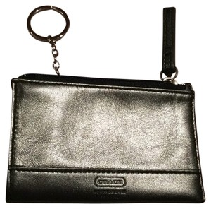 Coach Coach leather accessory/coin purse/key ring