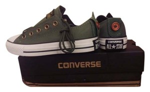 Converse Chuck Taylor Button Sneaker New Army Green Athletic