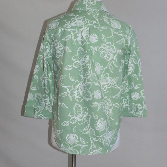 Other Top Mint Green/White