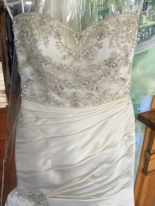 Casablanca 2104 Wedding Dress