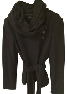 Zara Black Wool Jacket