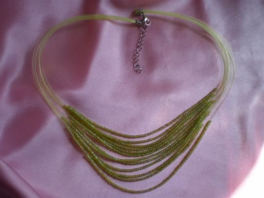 Other New Green Multi-strand Seed Beads
