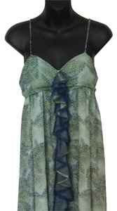 Steve Madden short dress Green Multicolor on Tradesy