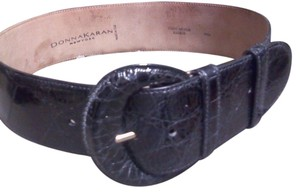 Donna Karan Donna Karen American Alligator belt