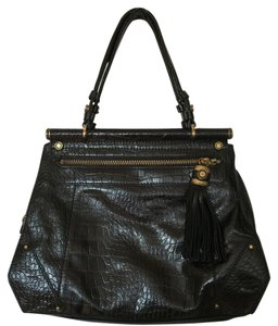 orYANY Leather Shoulder Bag