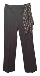 Pretty city Straight Pants Black