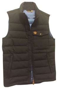 Fjällräven Leather Details Light Down Vest