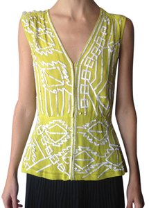 Nanette Lepore Top citrus
