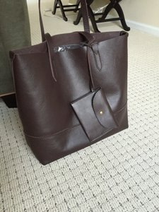 J.Crew Tote in Brown