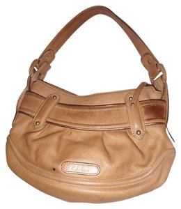 Cole Haan Shulder Handbag Purse Leather Hobo Bag