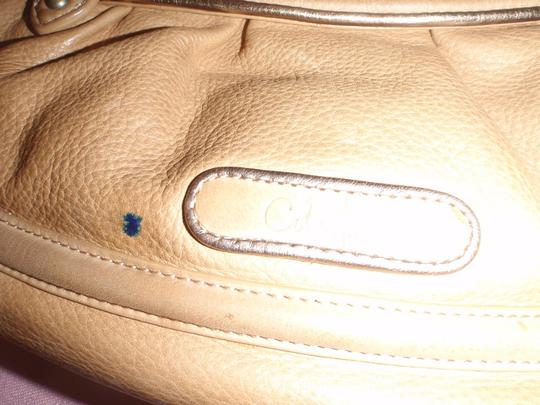 Cole Haan Shulder Hand Purse Leather Hobo Bag