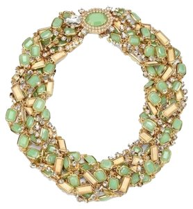 Kate Spade Amazing Ocean Dreams ** Kate Spade Land and Sea Torsade Necklace NWT Dreamy Twist of Faceted Wood & Seaside Hues with Magical Sea Turtle Clasp