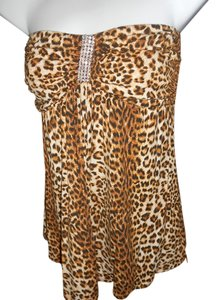 TART Leopard Top ANIMAL PRINT