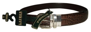 Ralph Lauren Ralph Lauren Reversible Leather Belt